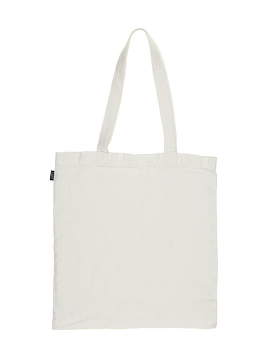 Casa Stockmann - Lino-kangaskassi 40 x 43 cm - WHITE | Stockmann - photo 1