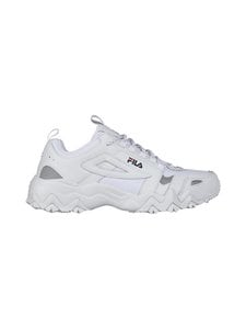 Fila - M Trail WK -nahkasneakerit - 1FG - WHITE | Stockmann