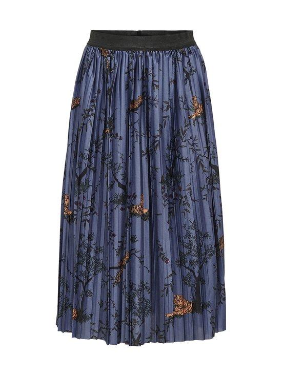 KIDS ONLY - KonDisco New Skirt -hame - VINTAGE INDIGO AOP:LAZY TIGER   Stockmann - photo 1
