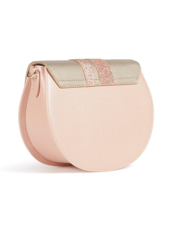 Furla - Metropolis Mini Crossbody Round -nahkalaukku - 0009S COLOR PLATINO+CANDY ROSE+COLOR | Stockmann - photo 2