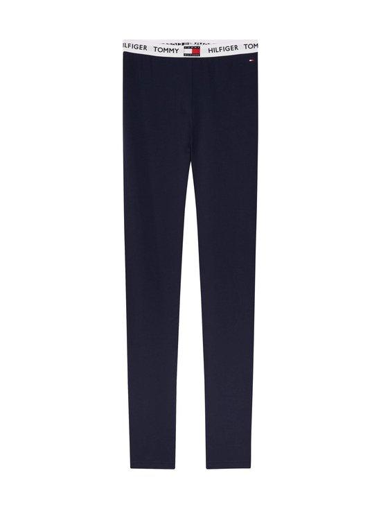 Tommy Hilfiger - Logo Waistband Full Length -leggingsit - CHS NAVY BLAZER | Stockmann - photo 1