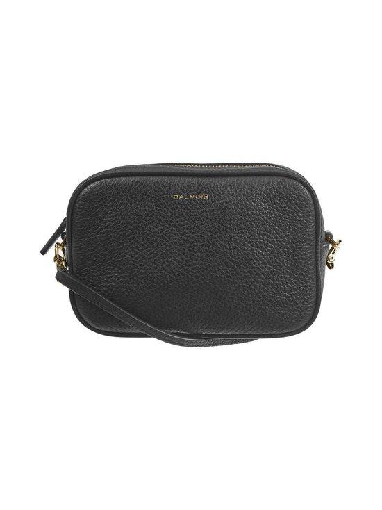 Balmuir - Elise Camera Bag -nahkalaukku - 310G BLACK/GOLD | Stockmann - photo 1