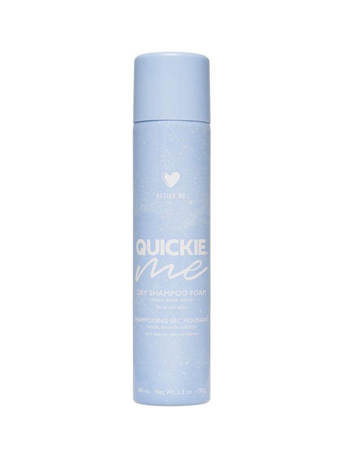Quickie.ME Foam -vaahtomainen kuivashampoo 189 ml