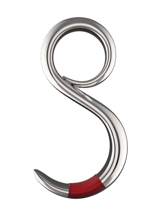 Alessi - StaySafe No Touch Keychain -avaimenperä/kosketuskoukku - STEEL | Stockmann - photo 1