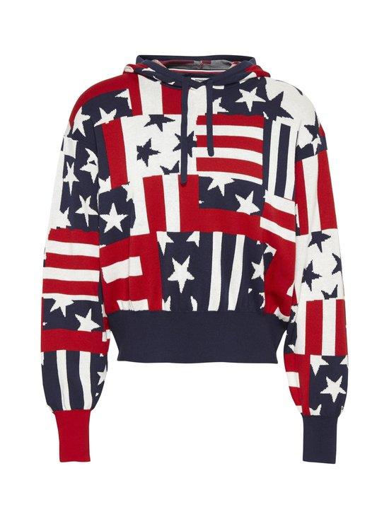 Tjw Logo Hoodie Sweater -collegepaita
