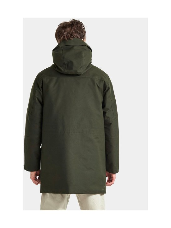 Didriksons - Delta-parka - 447 FOREST GREEN | Stockmann - photo 4