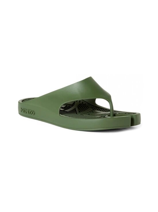 Kenzo - New Flip Flop -sandaalit - 51 DARK KHAKI | Stockmann - photo 2