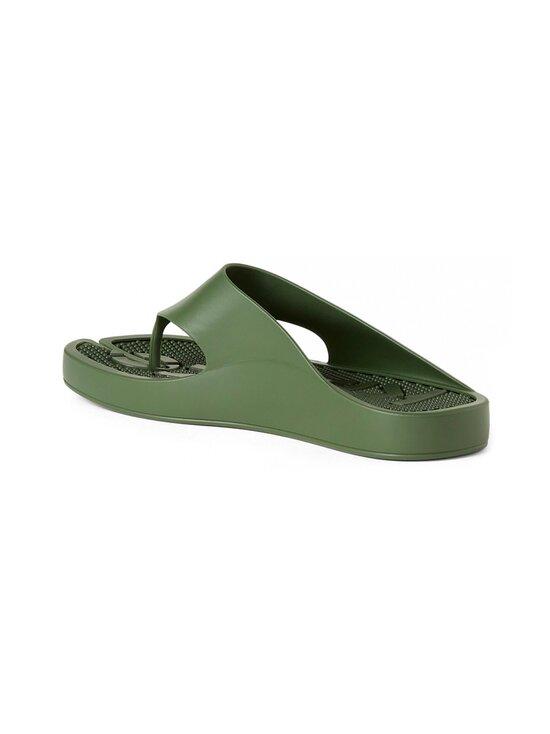 Kenzo - New Flip Flop -sandaalit - 51 DARK KHAKI | Stockmann - photo 3