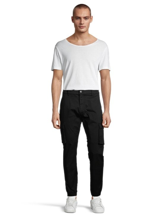 Only & Sons - OnsCam Stage Cargo Cuff -housut - BLACK | Stockmann - photo 2