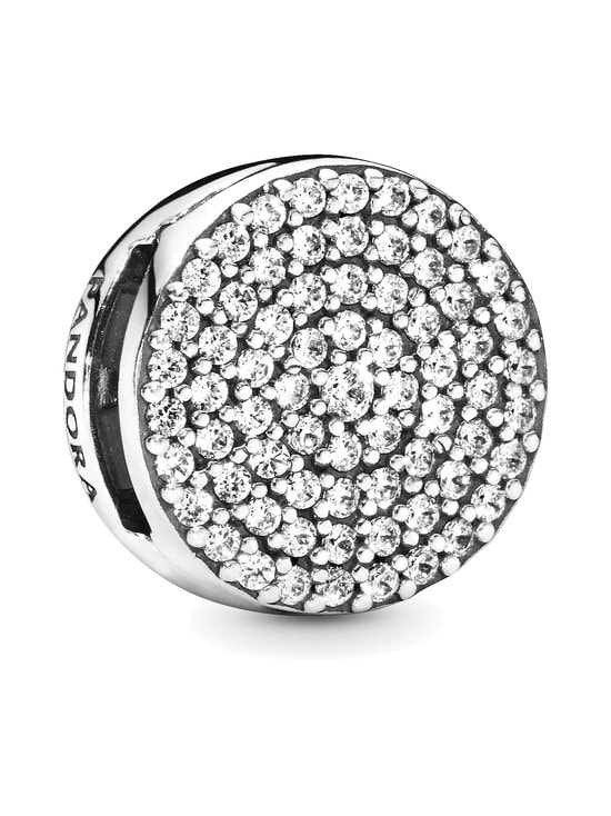 Pandora - Reflexions Silver Clip Charm -koru - SILVER | Stockmann - photo 1