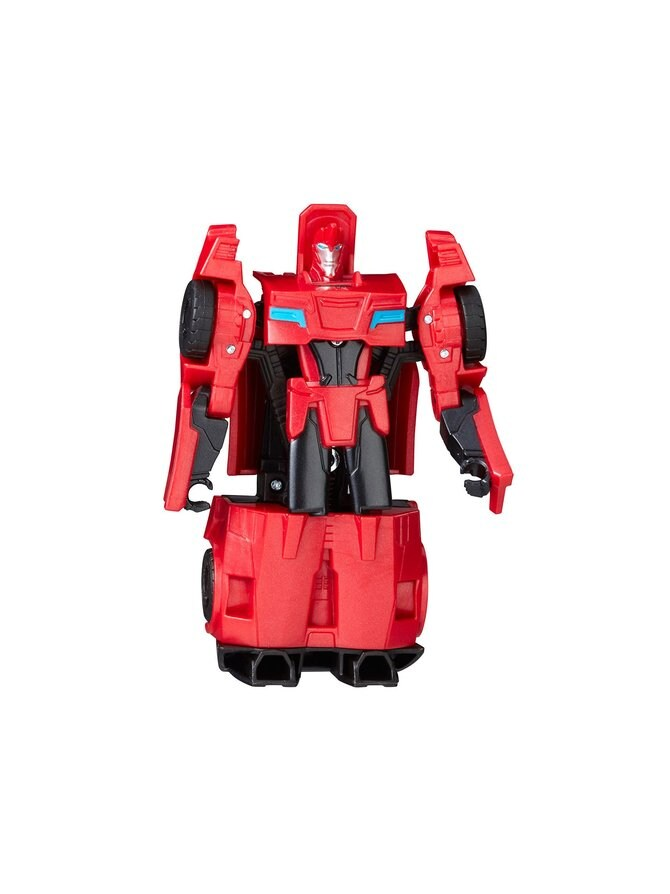 Transformers 1 Step Changer, Sideswipe-toimintahahmo