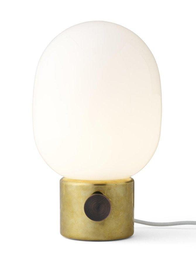 JWDA Metallic Lamp -pöytävalaisin