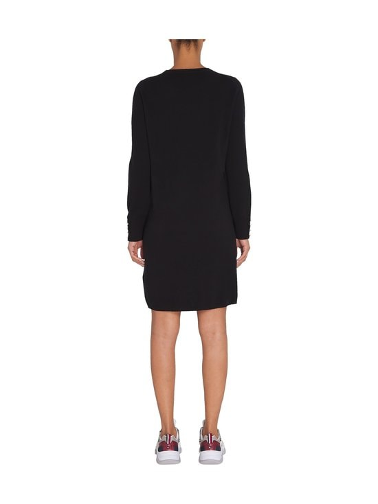 Tommy Hilfiger - Soft Cotton Dress -mekko - BDS BLACK | Stockmann - photo 2
