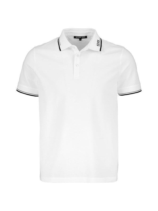 Knits Emb Logo Collar -pikeepaita