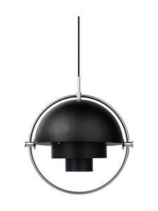 Gubi - Multi-Lite Pendant -riippuvalaisin - BLACK SEMI MATT | Stockmann