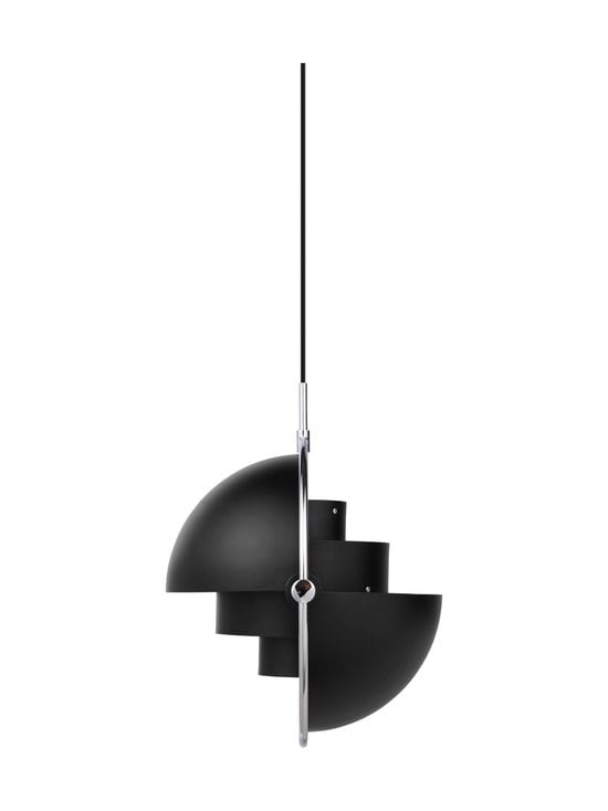 Gubi - Multi-Lite Pendant -riippuvalaisin - BLACK SEMI MATT | Stockmann - photo 3