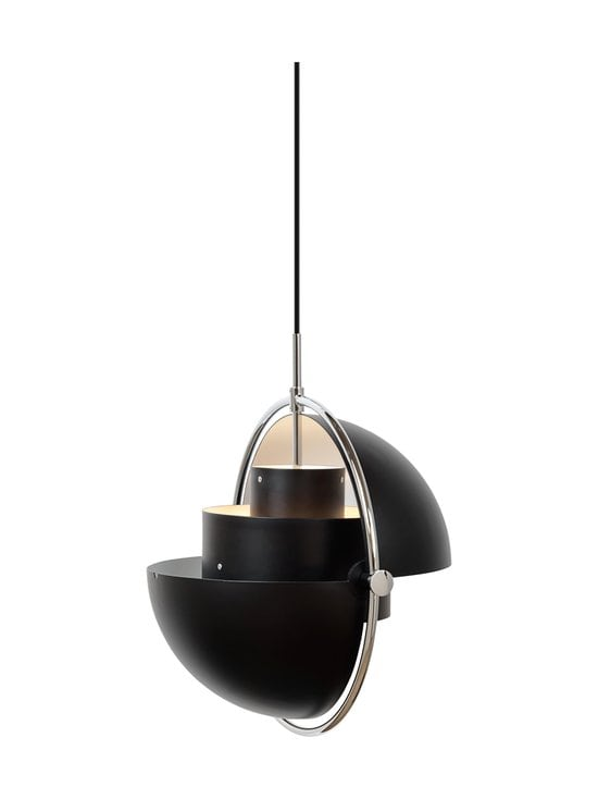 Gubi - Multi-Lite Pendant -riippuvalaisin - BLACK SEMI MATT | Stockmann - photo 5