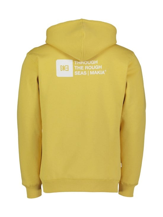 Makia - Dylan Hooded Sweatshirt -huppari - 230 OCHRE | Stockmann - photo 2