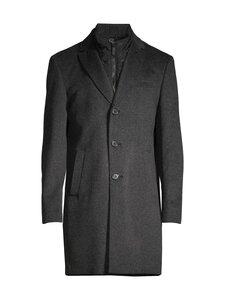 SAND Copenhagen - Cashmere Coat - Sultan Tech -villakangastakki - 190 CHARCOAL | Stockmann