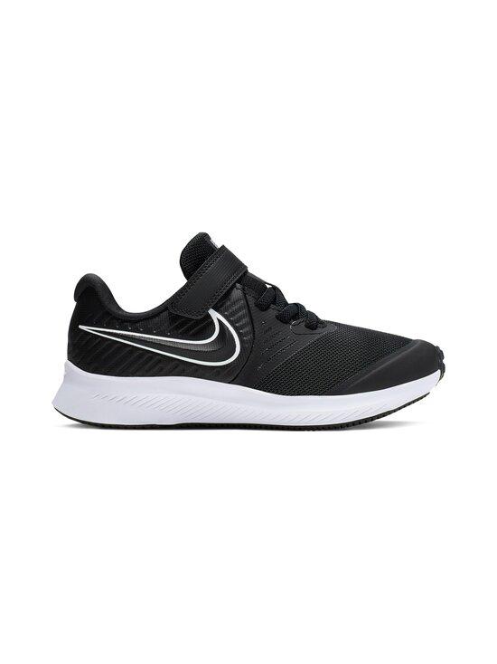 Nike - Star Runner 2 -sneakerit - 001 BLACK/WHITE-BLACK-VOLT   Stockmann - photo 1