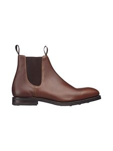 Loake - Chatsworth Chelsea -nahkanilkkurit - BROWN (TUMMANRUSKEA) | Stockmann