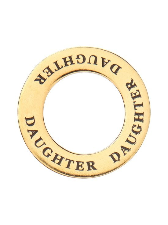 Dfj Collections - Amulet Daughter -riipus - GOLD | Stockmann - photo 1