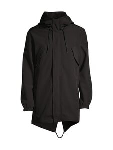 Only & Sons - OnsHall Softshell Parka -takki - BLACK | Stockmann