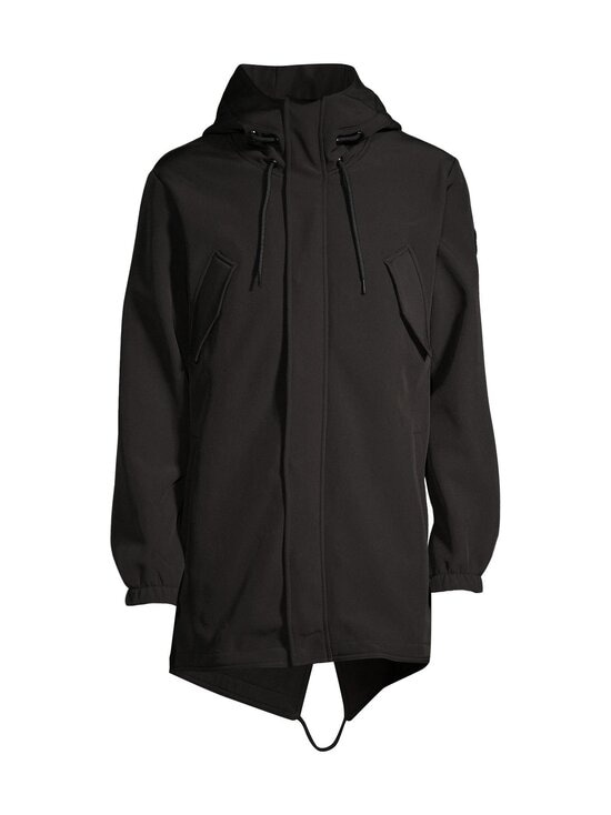 Only & Sons - OnsHall Softshell Parka -takki - BLACK | Stockmann - photo 1