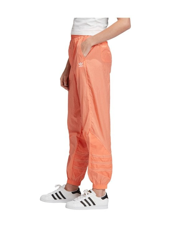 adidas Originals - Large Logo Track Pant -housut - CHALK CORAL/SEMI CORAL | Stockmann - photo 5