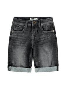 Name It - NkmSofus Long Shorts -farkkushortsit - MEDIUM GREY DENIM | Stockmann