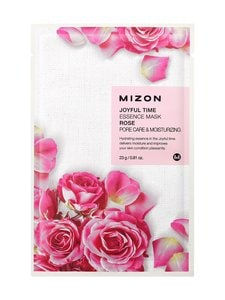 Mizon - Joyful Time Essence Rose Mask -kangasnaamio 23 g | Stockmann