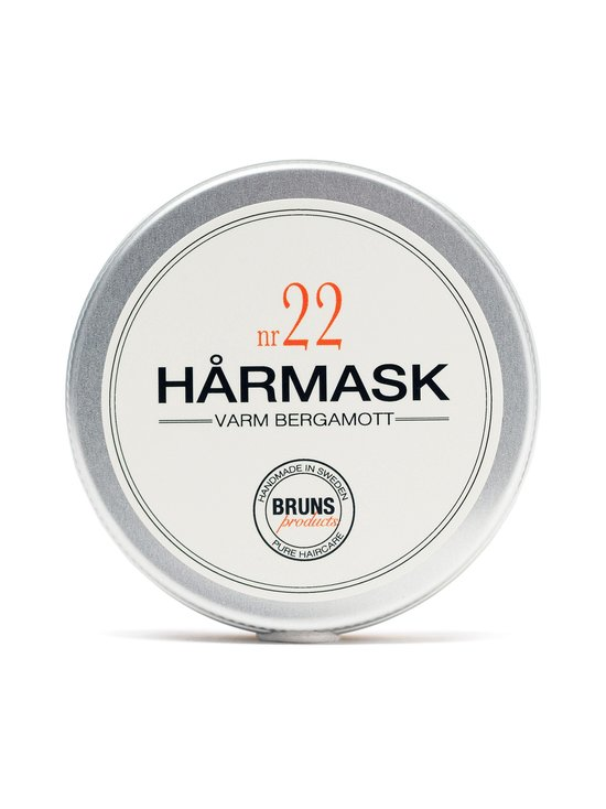 Bruns Products - Warm Bergamot Hårmask nr22 -bergamottihiusnaamio 350 ml - NOCOL | Stockmann - photo 1