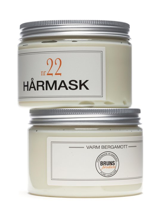 Bruns Products - Warm Bergamot Hårmask nr22 -bergamottihiusnaamio 350 ml - NOCOL | Stockmann - photo 2