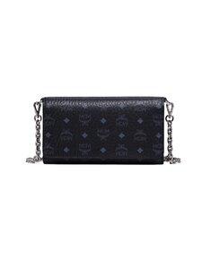 MCM - Crossbody Phone Wallet in Visetos Original -laukku - BK BLACK | Stockmann