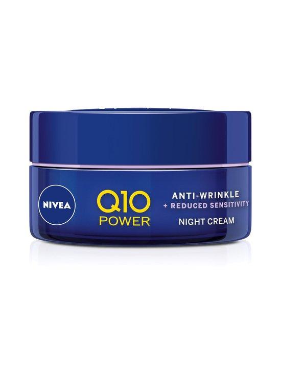 NIVEA - Q10 Power Anti-Wrinkle + Sensitive Skin -yövoide 50 ml - NO COLOR | Stockmann - photo 1