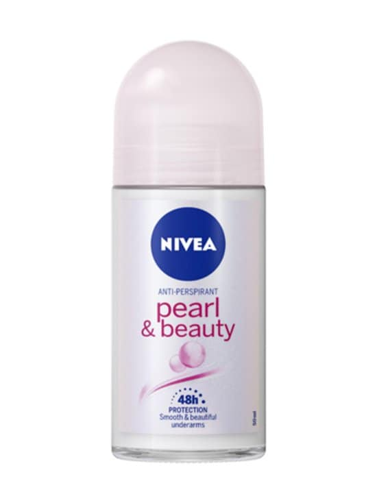 NIVEA - Pearl & Beauty Deo Roll-On -antiperspirantti 50 ml - NOCOL | Stockmann - photo 1