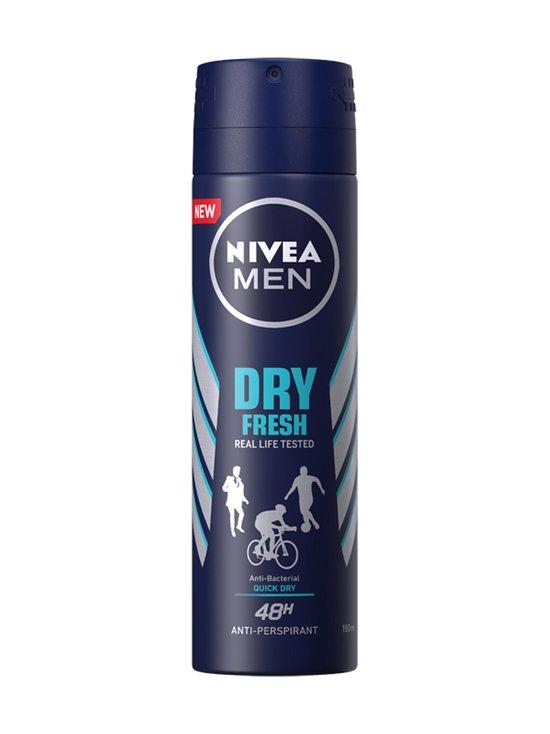 NIVEA MEN - Men Dry Fresh Deo Spray -suihkeantiperspirantti 150 ml - NOCOL | Stockmann - photo 1