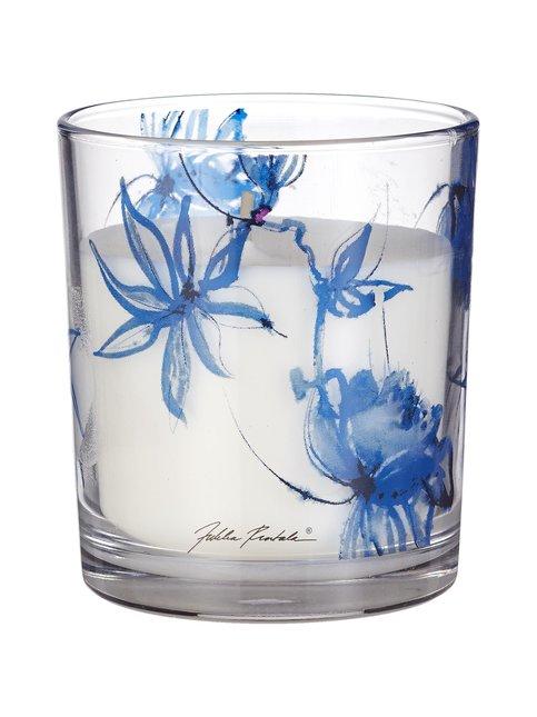 Blue Velvet -kynttilä 7,5 cm