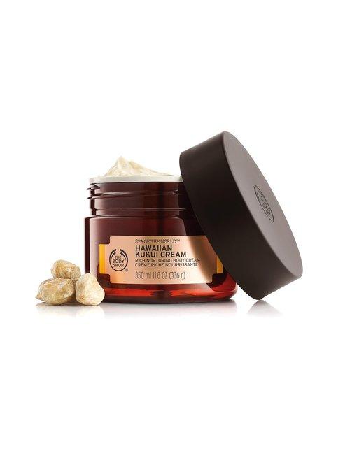 Hawaiian Kukui Cream -vartalovoide 350 ml