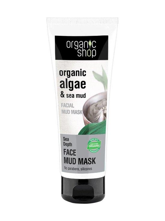 Organic Shop - Sea Depth Face Mud Mask -kasvonaamio 75 ml   Stockmann - photo 1