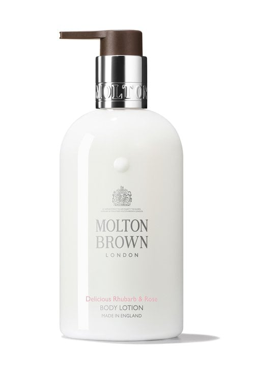 Molton Brown - Delicious Rhubarb & Rose Body Lotion -vartalovoide 300 ml - NOCOL | Stockmann - photo 1