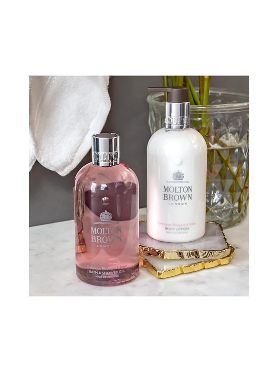 Molton Brown - Delicious Rhubarb & Rose Body Lotion -vartalovoide 300 ml - NOCOL | Stockmann - photo 5