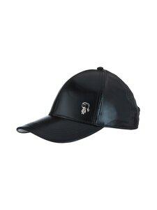 Karl Lagerfeld - K/Ikonik 3D Pin Cap -lippalakki - 999 BLACK   Stockmann