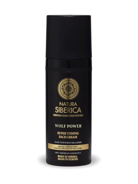 Natura Siberica - Wolf Power Toning Face Cream for Men -kasvovoide 50 ml | Stockmann - photo 1