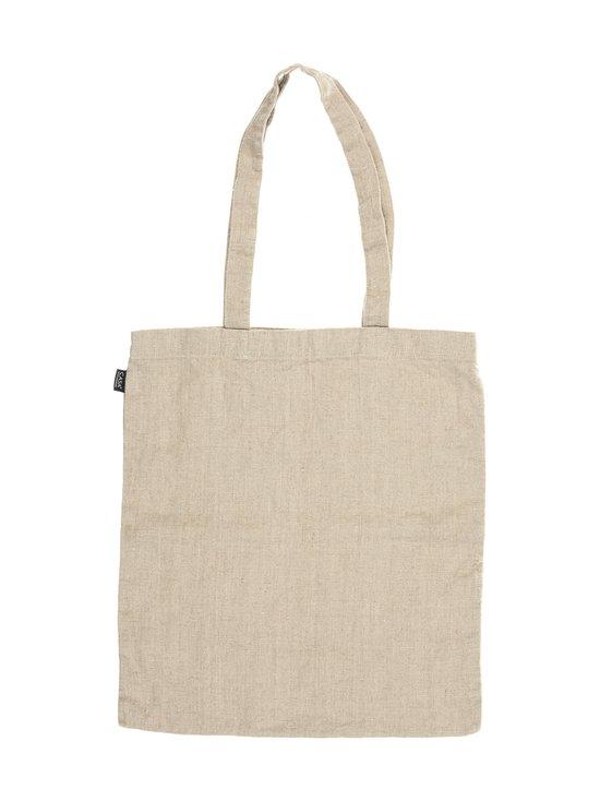 Lino-kangaskassi 40 x 43 cm