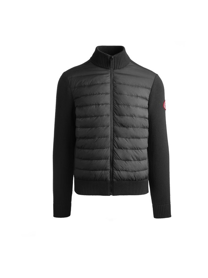 HyBridge Knit Jacket -takki