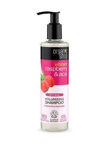 Organic Shop - Raspberry & Acai -shampoo 280 ml | Stockmann