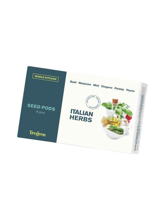 Tregren - World Kitchen Italian Herbs -siemenkapselipakkaus - NOCOL   Stockmann - photo 1