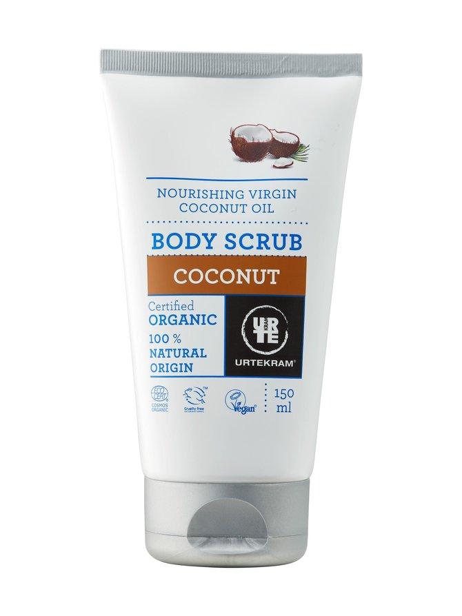Coconut Body Scrub -vartalokuorinta 150 ml