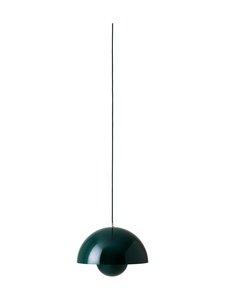 &tradition - Flowerpot VP7 -valaisin Ø 37 cm - DARK GREEN | Stockmann